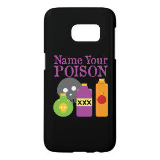 Name Your Poison SG7 Case
