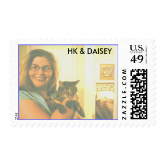 Name Your Postage      daisey