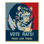 Name Your PosterVote Rats! Posters