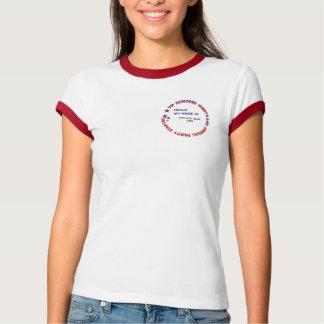 namebadgeusahello, Type Your Name Here T-Shirt