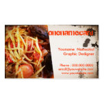 namecard-0017 Double-Sided standard business cards (Pack of 100)