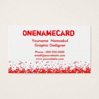 namecard-006AAA Business Card