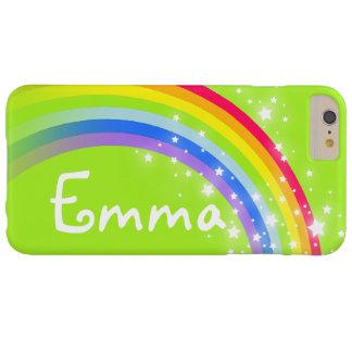 Named 4 letter rainbow green case