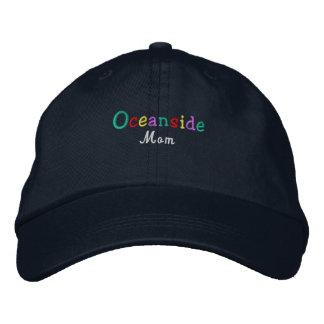 Namedrop la mamá de Nation_Oceanside multicolora Gorra Bordada