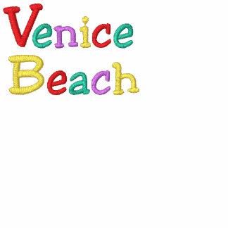 Namedrop la playa de Nation_Venice multicolora