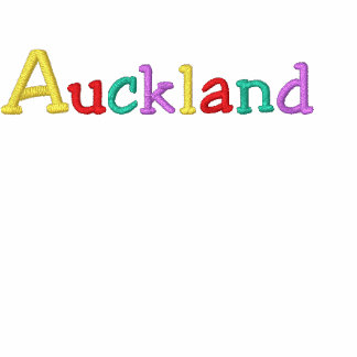 Namedrop Nation_Auckland Multi-colored