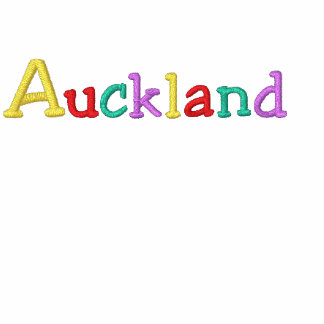 Namedrop Nation_Auckland Multi-colored Embroidered Hoodie
