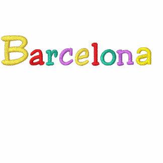Namedrop Nation_Barcelona multi-colored