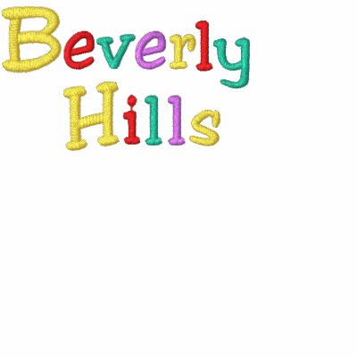 Namedrop Nation_Beverly Hills Multi-colored