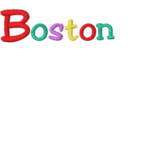 Namedrop Nation_Boston Multi-colored