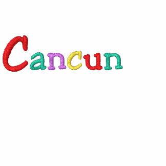 Namedrop Nation_Cancun Multi-colored Hoodie