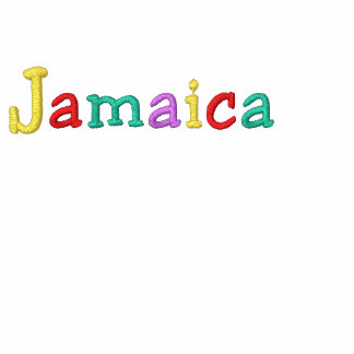 Namedrop Nation_Jamaica Multi-colored Embroidered Hoodie