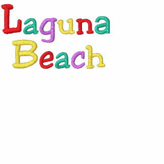 Namedrop Nation_Laguna Beach Multi-colored