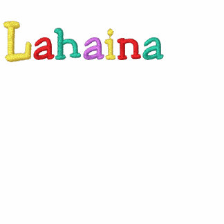 Namedrop Nation_Lahaina Multi-colored