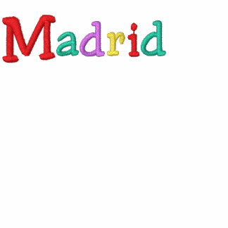 Namedrop Nation_Madrid Multi-colored