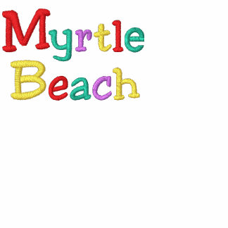 Namedrop Nation_Myrtle Beach Multi-colored
