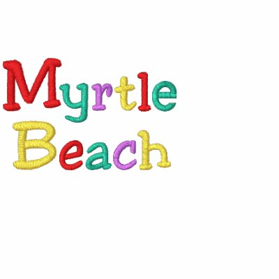 Embroidery Designs Myrtle Beach
