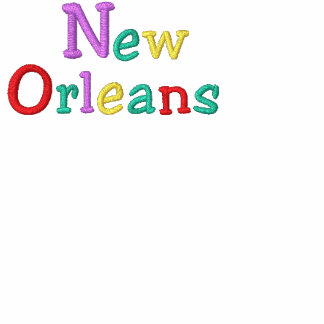 Namedrop Nation_New Orleans multicolora