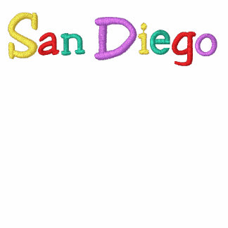 Namedrop Nation_San Diego multicolor
