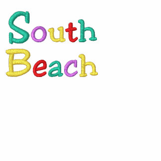 Namedrop Nation_South Beach multicolored