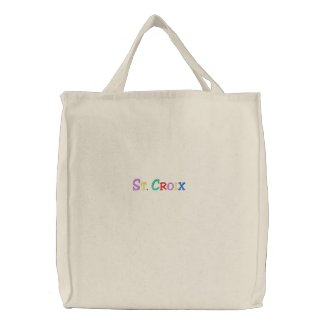 Namedrop Nation_St. Croix multi-colored embroideredbag