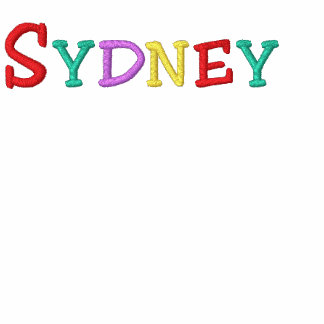 Namedrop Nation_Sydney multi-colored