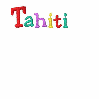 Namedrop Nation_Tahiti multi-colored