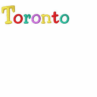 Namedrop Nation_Toronto multi-colored