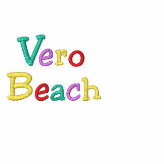 Namedrop Nation_Vero Beach multicolored Hoodie