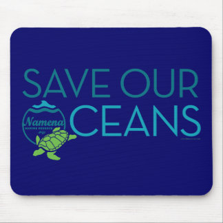 Namena Reserve - Save Our Oceans Mousepad