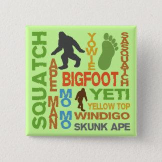 Names For Bigfoot Button