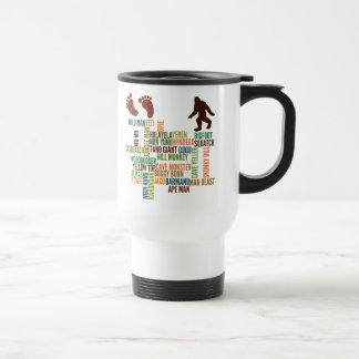Names For Bigfoot Coffee Mug