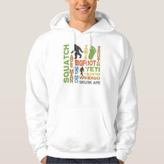 Names For Bigfoot Sweatshirt