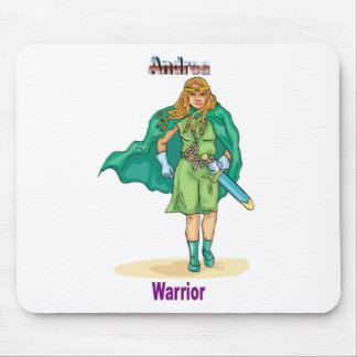 Names&Meanings - Andrea Mouse Pad
