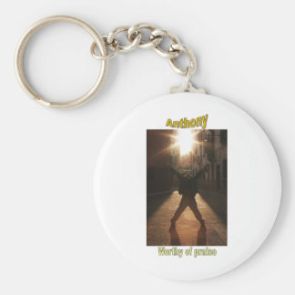 Names&Meanings - Anthony Keychain