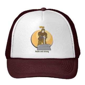 Names&Meanings - Brian Trucker Hat