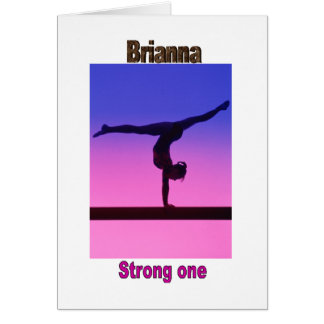 Names&Meanings - Brianna Card