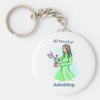 Names&Meanings - Emily Llavero Redondo Tipo Pin