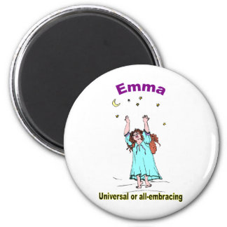 Names&Meanings - Emma Magnet