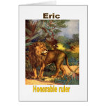 Names&Meanings - Eric Card