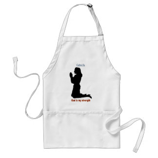 Names&Meanings - Gabriella Adult Apron