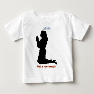 Names&Meanings - Gabriella Baby T-Shirt