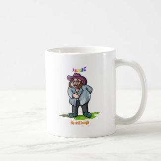 Names&Meanings - Isaac Coffee Mugs