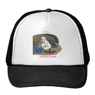 Names&Meanings - Isabel Trucker Hat