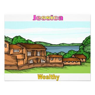 Names Meanings - Jessica Comunicado