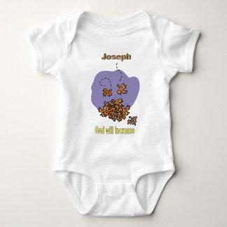 Names&Meanings - Joseph Baby Bodysuit