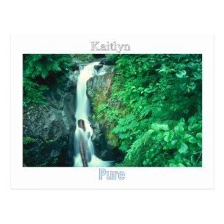 Names&Meanings - Kaitlyn Postcard