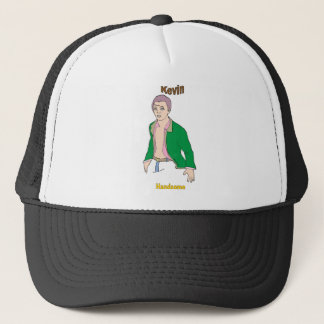 Names&Meanings - Kevin Trucker Hat