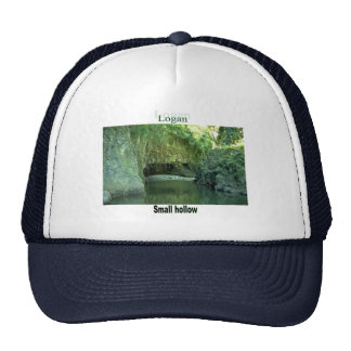 Names&Meanings - Logan Hats