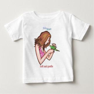 Names&Meanings - Megan Baby T-Shirt